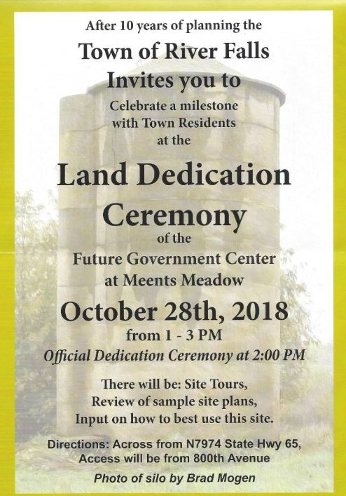 land dedication